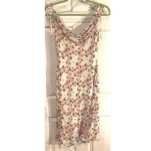 Laundry By Shelli Segal Embroidered Silk Dress, 2